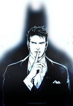 Shhh by Haining-art.deviantart.com on @DeviantArt