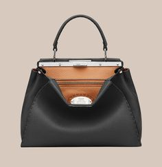 3d24f3ea4060 The Peekaboo Fendi Handbag is a Spring Summer Must-Have