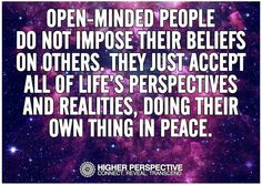 Exactly! ☺ love & peace - Jahy