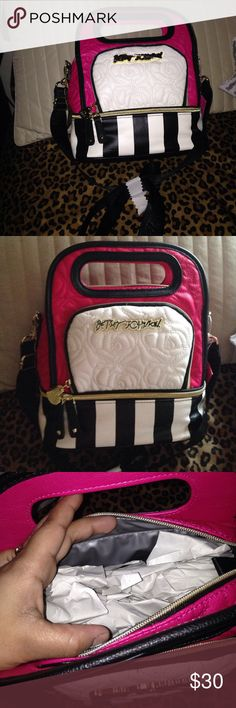 🎉Betsey Johnson cooler🎉final sale Brand new with tags Betsey Johnson Bags