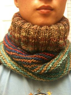 Ravelry: dianaincowtown's Noro cowl