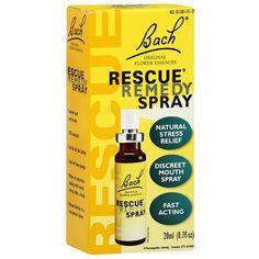 Bach Rescue Remedy Spray, 0.7 fl oz