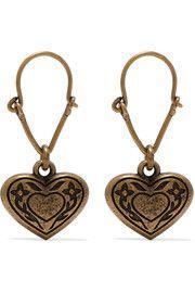 EtroGold-tone earrings
