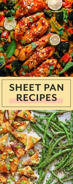 16 Sheet Pan Dinners That'll Save You Some Serious Time