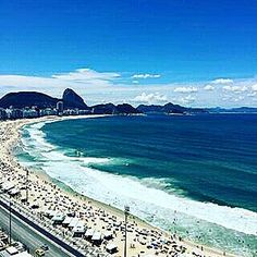 At the copa #Copacabana beach in #RiodeJaneiro #Regram @slimshaneylondon