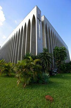 Catedral dom Bosco, Brasília, Brasil