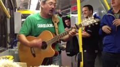 venja song dublin bus lyrics - YouTube