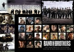Band of Brothers was great on its own, but the fact that it's based on the lives of soldiers - some of whom are interviewed for the series - calls our own character and courage into question: How well would we have done in their situation?