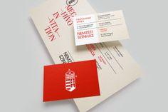 Identity concept for Hungary / 2013 by kissmiklos, via Behance