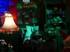 #Helsinki lokikirjani kulttuurista ja luonnosta : Lissää yökuvvausta Helsingissä. Stockan jouluikkuna Night photography at Helsinki, FI. More: Helsinki, Rocky Horror, Banks, Graffiti, Statue, Blog, Painting, Art, Art Background