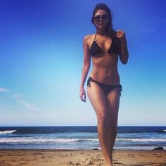 Monday Funday!!!!! Back at my happy place @robblulu #beach #aireysinlet #myplace #happyplace #ocean #waves #surf #sand #sun #vitamind #beautiful #black #bikini #monday #funday #mondayfunday #thisismylife #thisishappiness #lovelife by natalie_sady http://ift.tt/1PI0pio
