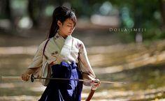 Iaido Woman