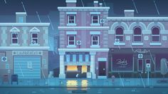 First research for an indie game. on Behance