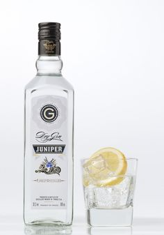 Juniper Gin on Packaging of the World