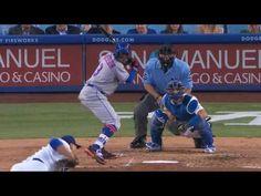 awesome  170623 류현진(LA 다저스) 뉴욕 메츠전 3회초 풀영상 - 1K 무실점!!