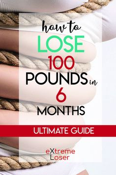 How To Lose 100 Pounds in 6 Months Gym For Beginners, Lose 100 Pounds, Weight Loss Journal, Good Motivation, Growth Hormone, Trying To Lose Weight, Best Diets, Work Outs, Healthy Nutrition