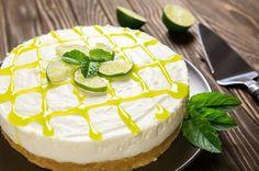 Deliziosa e fresca, la cheesecake al lime coniuga perfettamente il sublime equilibrio tra il dolce e l'aspro ... da provare assolutamente!