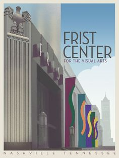 Frist Center - The Frist Center for The Visual Arts The building which today…