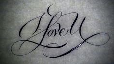 italic handlettering cj calligraphy maze labyrinth forward # italic ...