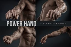 Power hand by Big pixel on Creative Market
