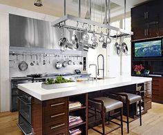 A visit to a local restaurant supply store can help you turn your kitchen into a…