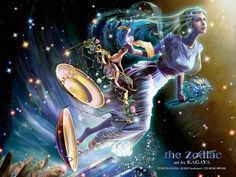 Kagaya Wallpapers - The zodiac  Libra