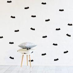 Bats Removable Wall Stickers
