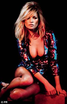 KATE MOSS FOR TOPSHOP - lovin that hair