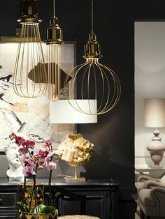 MARIONI - MEDIUM EDISON B CERAMIC SUSPENSION LAMP - LUISAVIAROMA - LUXURY SHOPPING WORLDWIDE SHIPPING - FLORENCE