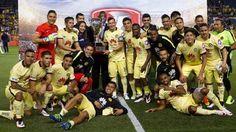 Refuerzos del América debutan con victoria ante Pachuca