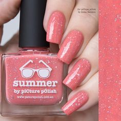 "1,212 likerklikk, 8 kommentarer – piCture pOlish (@picturepolish) på Instagram: ""Bring it on... #picturepolish 'summer' @sveta_sanders shop / link in bio"""