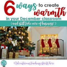 6 Ways to Create Warmth in your Classroom (and take care of business too!) This time of year is challenging for so many reasons; from the looming horror of final exams to the downright awful cold weather (remember, Chicago girl here!), December is a teach Kindness Challenge, Secondary Teacher, Middle School Ela, High School English, Comfort And Joy, English Classroom, Final Exams, December, Cold Weather