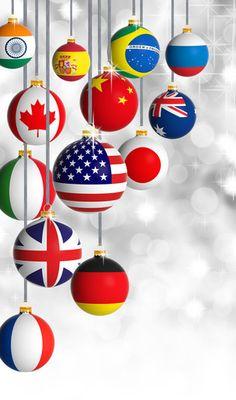 Christmas Around The World Christmas Is A Global Holiday And