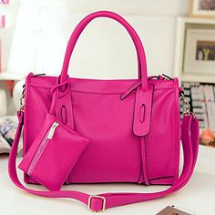Lady's Fashion Simple Tote
