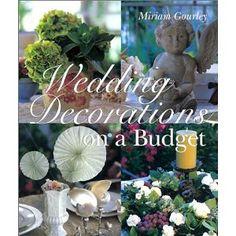 outdoor wedding ideas on a budget | Wedding Decorations on a Budget www.celebrationsbykat.com