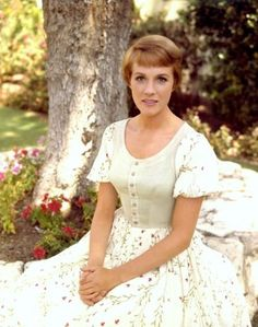 Julie Andrews- love her so much.