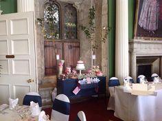 My niece's wedding sweet table