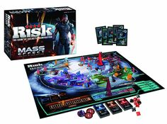 Risk: Mass Effect: Amazon.de: Spielzeug