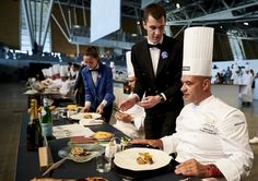 #bocusedor #bocusedoreurope2018 #contest #gastronomy #chefs #food #cooking #tasting #jury ©Studio Julien Bouvier Bocuse Dor, Studio, Chefs, Table Settings, Europe, Cooking, Food, Pageants, Fine Dining