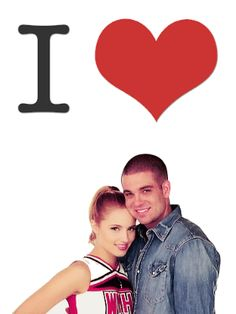 #Glee - #NoahPuckerman #Puck #QuinnFabray