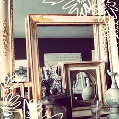 Trumeau, Decoration, Oversized Mirror, Facebook, Table, Furniture, Home Decor, Carved Wood, Picture Frame