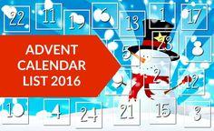 Second Life List Of Advent Calendars 2016
