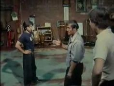 "*video* Very rare cut from documentary ""Way of the Warrior - Kung Fu, the Hard Way""-Bruce Lee by Dan Inosanto, from early eighties. Guro Dan talk about wing chun influence on Master Bruce Lee,s Jeet Kune Do and he explane energy and trapping."