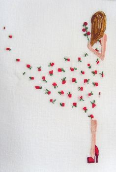 hand embroidery stitches for crazy quilts Hand Embroidery Videos, Embroidery Flowers Pattern, Hand Embroidery Stitches, Embroidery Hoop Art, Hand Embroidery Designs, Cross Stitch Embroidery, Creative Embroidery, Simple Embroidery, Cross Stitch Designs