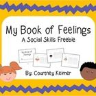 This is a little activity/book I made a few years ago for students working identifying their feelings and appropriate responses. There are pages ...