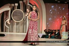 Pantene Bridal Couture Week 2013  Zainab Chotani Day 1 Show 1