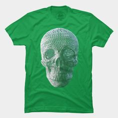 Skull 4 T Shirt By Colatudo Design By Humans