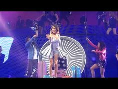 Tini en tour paris
