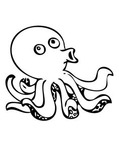 Octopuses By Mouth Muncung