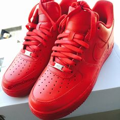 Low Force 1's – Domma